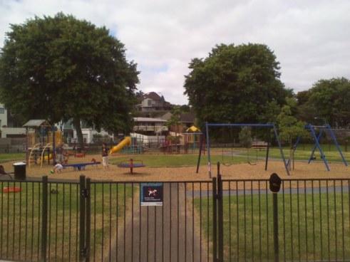 Madills Farm Playground.