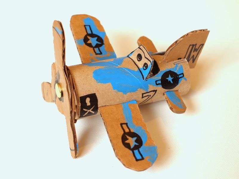 Как сделать объемный самолет своими руками из бумаги