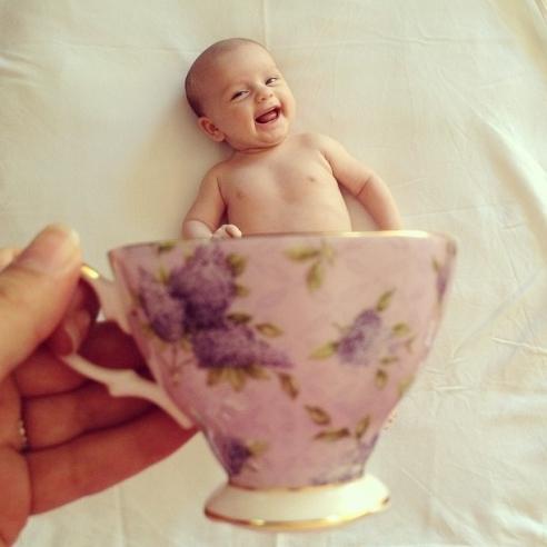Baby mugging