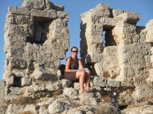 Some of life's passions, like travelling to Spanish ruins, may have to wait a few years now.