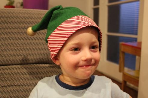 DIY Santa hats